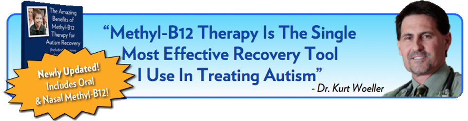Methyl B12 For Autism