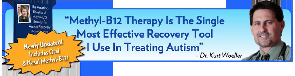 Methyl B12 For Autism